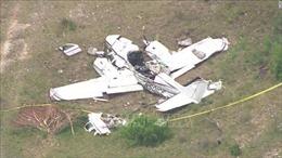 Tai nạn máy bay, hai người thiệt mạng