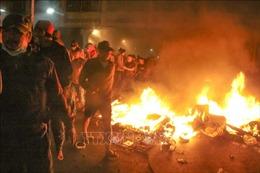 Đụng độ giữa cảnh sát và người biểu tình phản đối kết quả bầu cử Indonesia