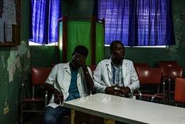 Đình công tại bệnh viện lớn nhất của Haiti