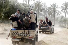 GNA không kích nhằm vào lực lượng tự xưng Quân đội Quốc gia Libya