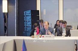 Việt Nam tham dự hội nghị quan chức cao cấp ASEAN+3, Cấp cao Đông Á tại Thái Lan