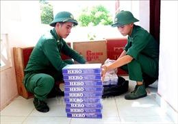 Bắt giữ vụ buôn lậu 2.500 gói thuốc lá điếu ngoại qua biên giới