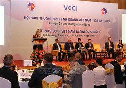 Phát huy cơ hội hợp tác giữa doanh nghiệp Việt Nam - Hoa Kỳ