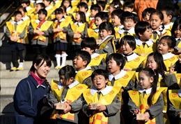 Nhật Bản thông qua luật giáo dục mẫu giáo miễn phí