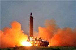 Triều Tiên thử tên lửa tầm ngắn