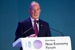 Tỷ phú Bloomberg cam kết ủng hộ 500 triệu USD để đóng cửa các nhà máy nhiệt điện