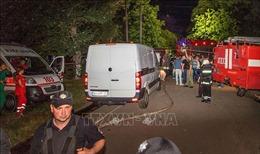 Hỏa hoạn tại bệnh viện tâm thần ởUkraine, 6 người thiệt mạng