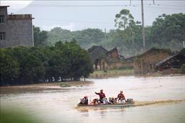 Mưa lũ nghiêm trọng làm 19 người thiệt mạng tại Trung Quốc