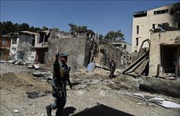Đánh bom liều chết ở Afghanistan, 21 người thương vong