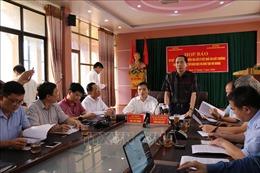 Kỷ luật Phó Chủ tịch UBND tỉnh và nguyên Giám đốc Sở Giáo dục và Đào tạo tỉnh Hà Giang