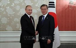 Nga, Hàn Quốc nhất trí cần tái khởi động đối thoại Mỹ - Triều