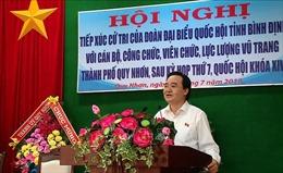 Bộ trưởng Phùng Xuân Nhạ: Thu nhập của giáo viên chưa được 5 triệu đồng/tháng