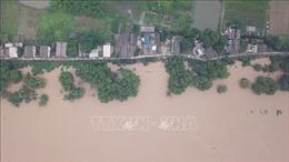 Mưa lớn tại Trung Quốc gây lũ lụt, gần 80.000 người sơ tán