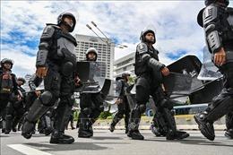 Indonesia yêu cầu hàng loạt cảnh sát tập luyện để giảm cân