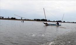 Không chủ quan khi lũ chưa xuất hiện sớm ở đầu nguồn sông Cửu Long