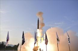 Israel thử thành công hệ thống phòng thủ tên lửa Arrow-3 tại Mỹ