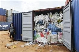 Indonesia tiếp tục trả lại rác thải nhập khẩu