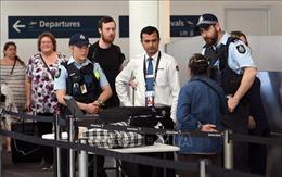 Australia thắt chặt quy định kiểm tra an ninh tại sân bay