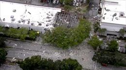 Nổ tại trung tâm thương mại ở Florida, ít nhất 21 người bị thương