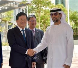 Việt Nam và UAE nhất trí tăng cường hợp tác song phương
