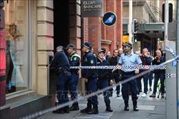 Tấn công nhiều người bằng dao tại trung tâm thành phố Sydney, Australia