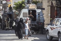 Ai Cập tiêu diệt 11 phần tử khủng bố tại Bắc Sinai