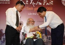 Giải thưởng Bùi Xuân Phái tiếp tục tôn vinh những 'tình yêu Hà Nội'
