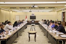 Chính phủ Yemen họp khẩn cấp thảo luận về tình hình Aden