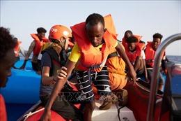 Khoảng 40 người mất tích ở ngoài khơi bờ biển phía Tây Libya