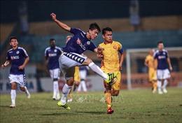 Hà Nội thắng đậm Thanh Hoá trên sân Hàng Đẫy