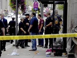 Lại xảy ra tấn công bằng dao tại bang Pennsylvania, Mỹ