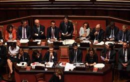Quốc hội Italy thông qua chính phủ mới