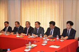 Đoàn đại biểu Đảng Cộng sản Việt Nam thăm và làm việc tại Bồ Đào Nha