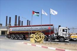 Israel cho phép vận chuyển nhiên liệu vào Dải Gaza