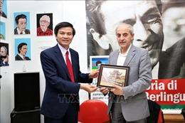 Thắt chặt quan hệ Đảng Cộng sản Việt Nam và Đảng Cộng sản Italy
