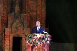Thủ tướng dự Lễ kỷ niệm 20 năm Di sản văn hoá thế giới Hội An, Mỹ Sơn