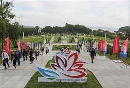 8.000 đại biểu tham dự Diễn đàn kinh tế phương Đông 2019 ở Nga