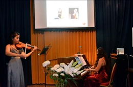 Đêm nhạc kỷ niệm 10 năm nhạc sĩ Nguyễn Văn Quỳ được trao giải thưởng Patrimoenia của Thụy Sĩ