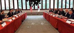 Hàn Quốc và Mỹ chưa đạt được thỏa thuận về chia sẻ chi phí quân sự