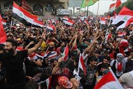 Biểu tình bạo lực tiếp diễn tại Iraq khiến hàng ngàn người thương vong