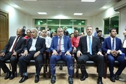 Việt Nam và Ai Cập thúc đẩy hợp tác kinh tế, đầu tư