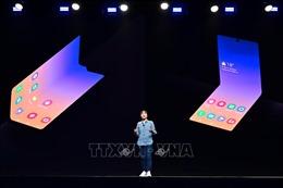 Samsung giới thiệu smartphone màn hình gập phiên bản mới