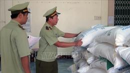 Phú Yên tạm giữ 30 tấn đường không rõ nguồn gốc