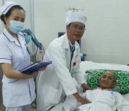Nút động mạch bằng hóa chất cứu sống bệnh nhân ung thư gan di căn ổ bụng