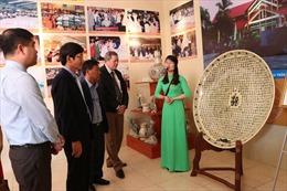 Trưng bày trên 500 tài liệu, hiện vật, hình ảnh về tinh hoa gốm Chu Đậu