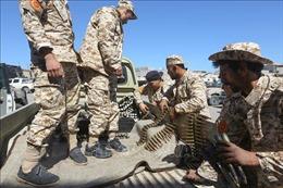 Tiếp diễn giao tranh giữa lực lượng miền Đông và quân đội chính phủ Libya