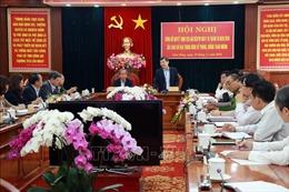 Đoàn công tác số 1 Ban chỉ đạo Trung ương về phòng, chống tham nhũng làm việc tại Lâm Đồng