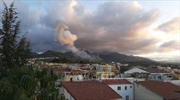 Nổ nhà máy sản xuất pháo hoa ở Italy, ít nhất 5 người thiệt mạng