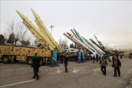 Mỹ đánh giá Iran sở hữu 'kho vũ khí tên lửa lớn nhất Trung Đông'