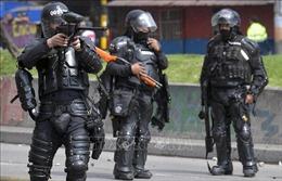 Colombia ban bố lệnh giới nghiêm tại nhiều khu vực ở thủ đô